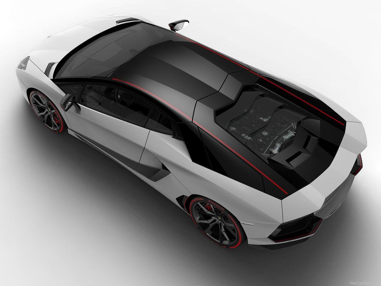 Lamborghini Aventador LP 700-4 Pirelli Edition, un 'toro' muy especial