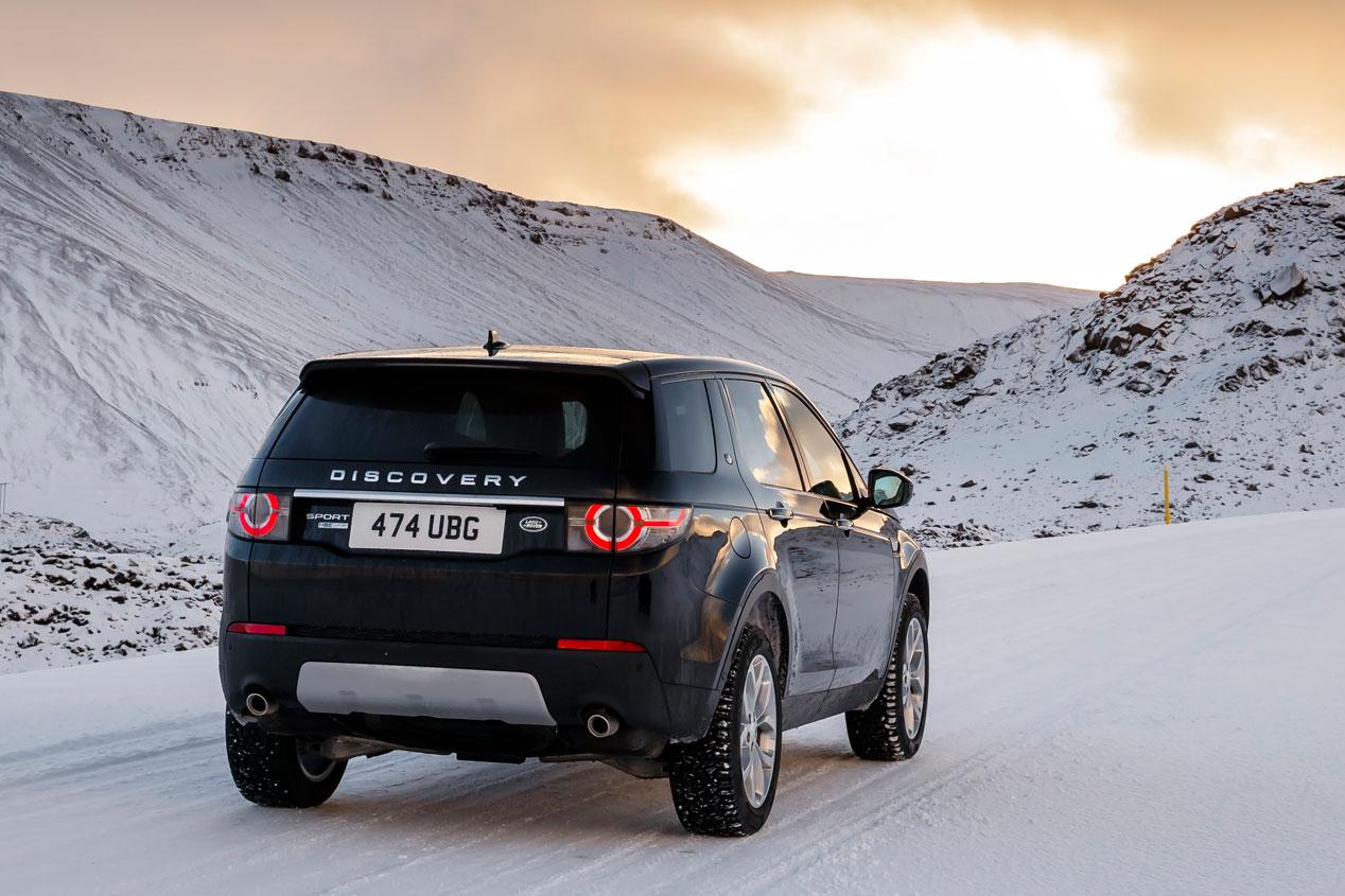 Land Rover Discovery Sport, aventurero