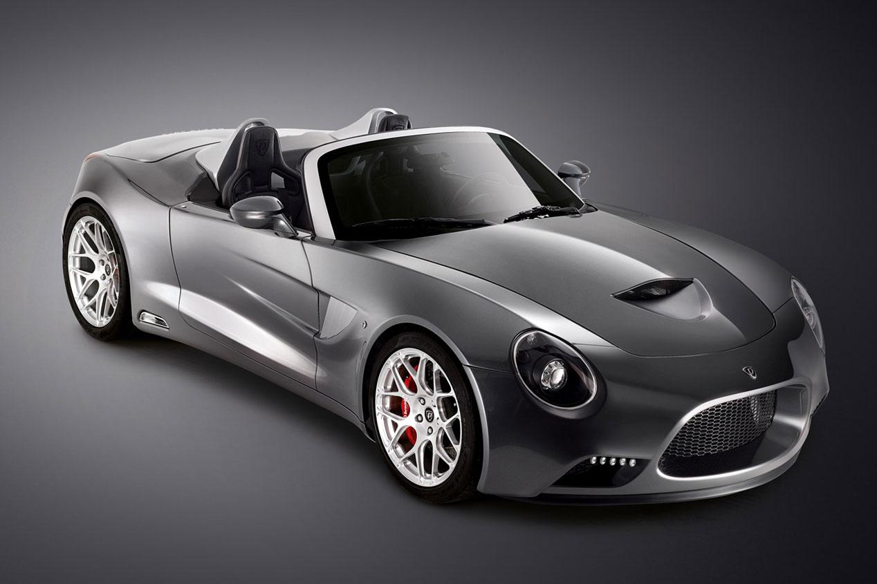 Puritalia 427, el muscle car italiano