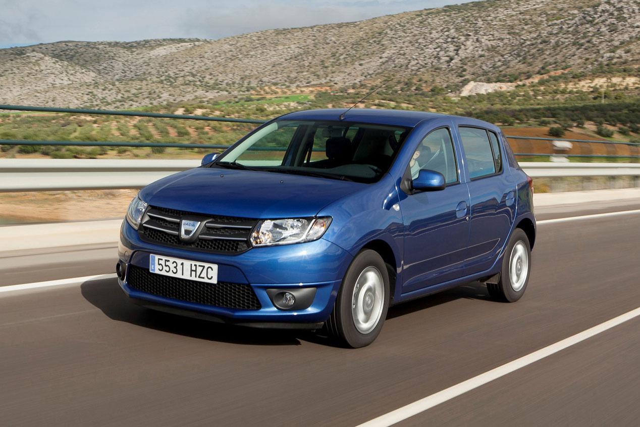 Los 10 coches más vendidos en 2014