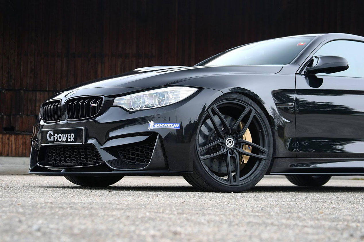 BMW M3 y M4 por G-Power