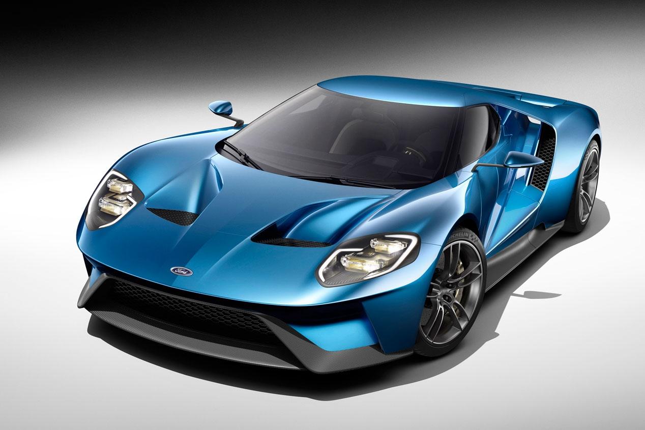 Los coches imprescindibles del Salón de Detroit 2015
