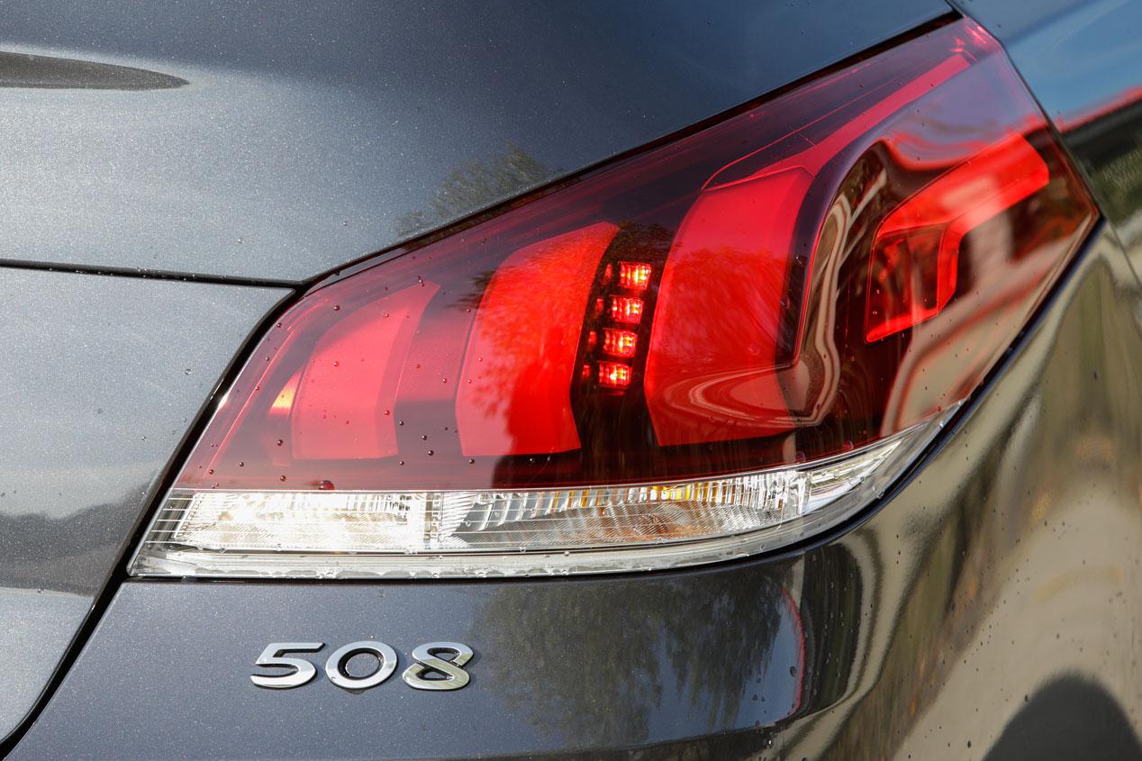 Prueba: Peugeot 508 GT 2.0 BlueHdi, un generalista muy premium