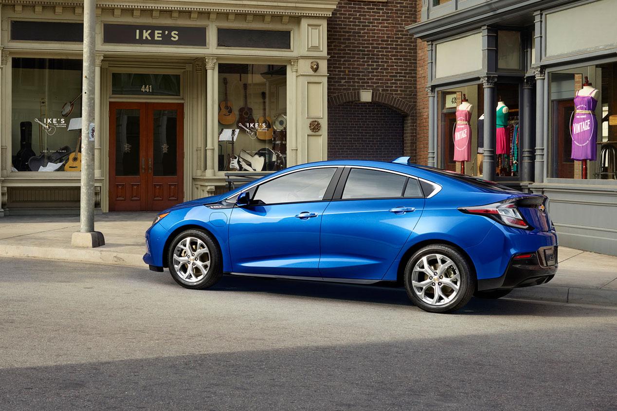 Chevrolet Volt, llega la segunda generación