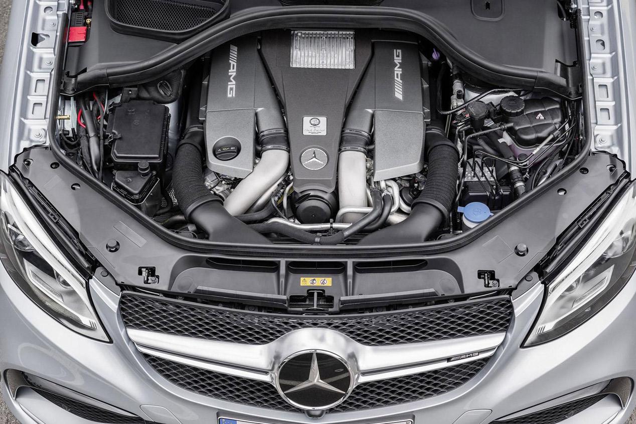 Mercedes GLE 63 AMG Coupé