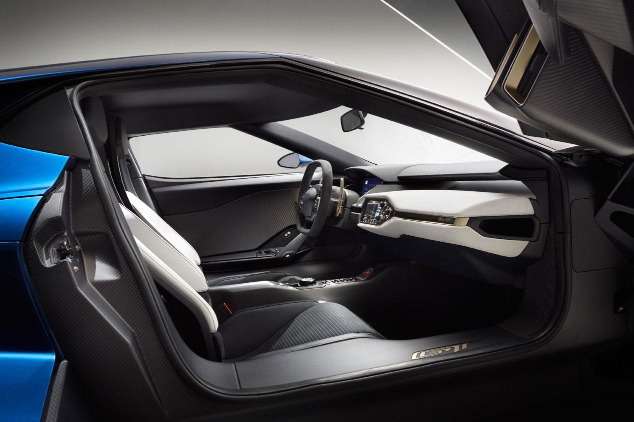 Ford GT, el Ferrari americano