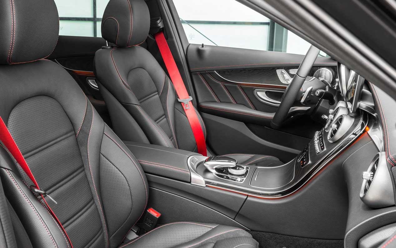 Interior Mercedes C450 AMG 4Matic