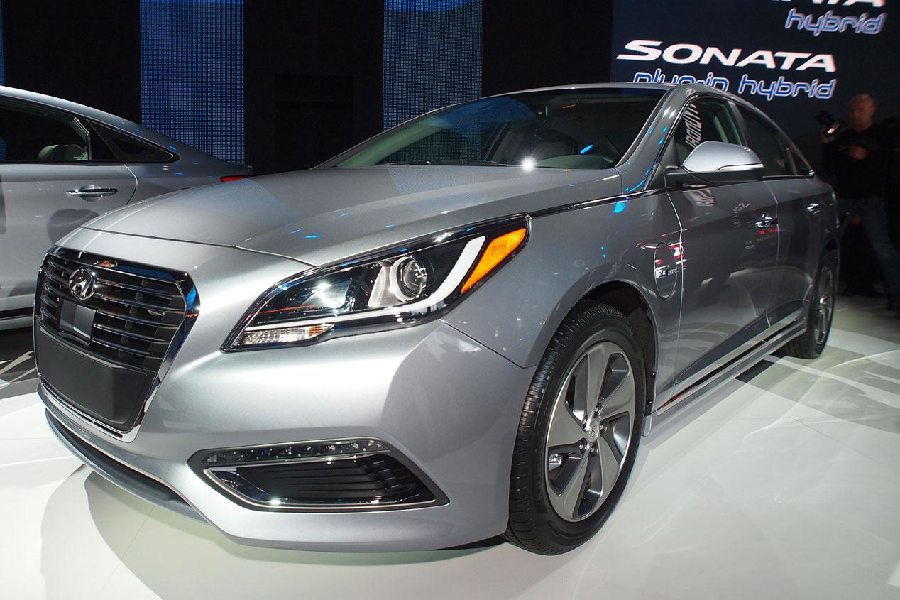Hyundai Sonata Plug in<