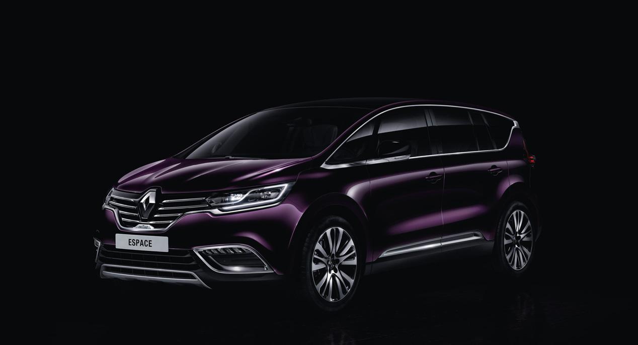 Precios del nuevo Renault Espace