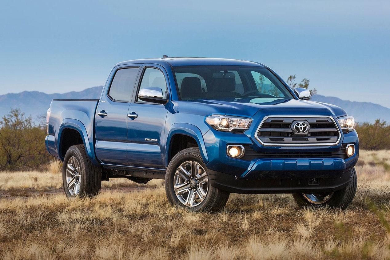 Toyota Tacoma, un auténtico cowboy