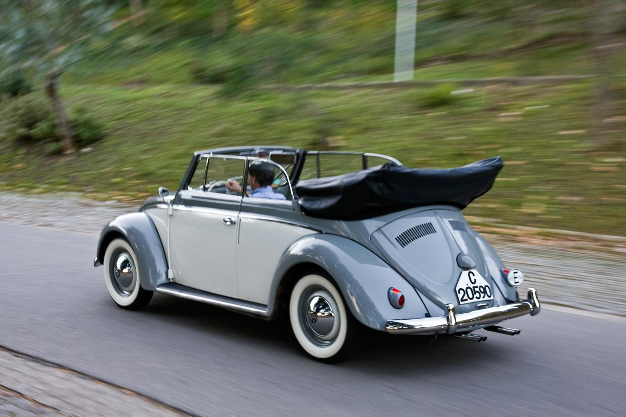 Volkswagen Sedán, Sunroof y Cabriolet: el momento del despegue