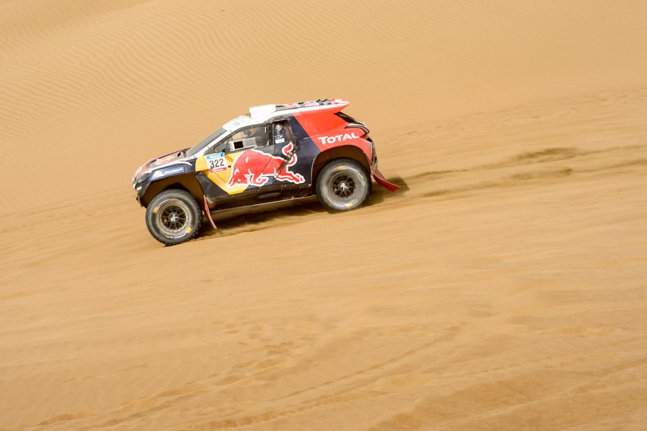 Dakar 2015: novena etapa