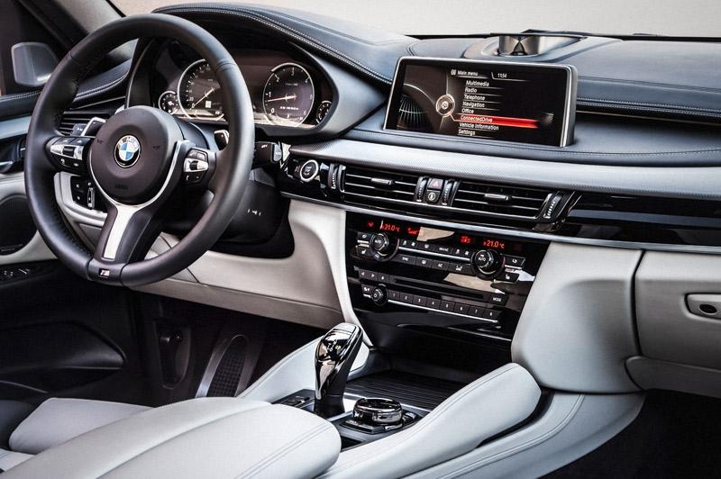 Prueba BMW X6 2015