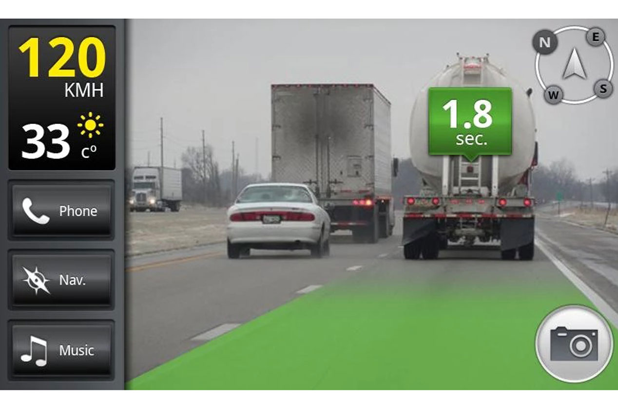 IONROAD AUGMENTED DRIVING, nuestros ojos en la carretera