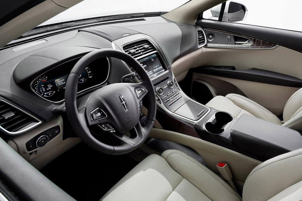 Nuevo Lincoln MKX