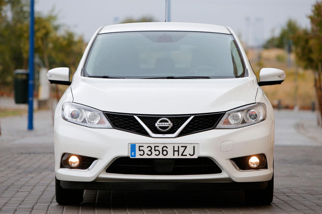 Prueba: Nissan Pulsar 1.2 DIG-T, aires de grandeza