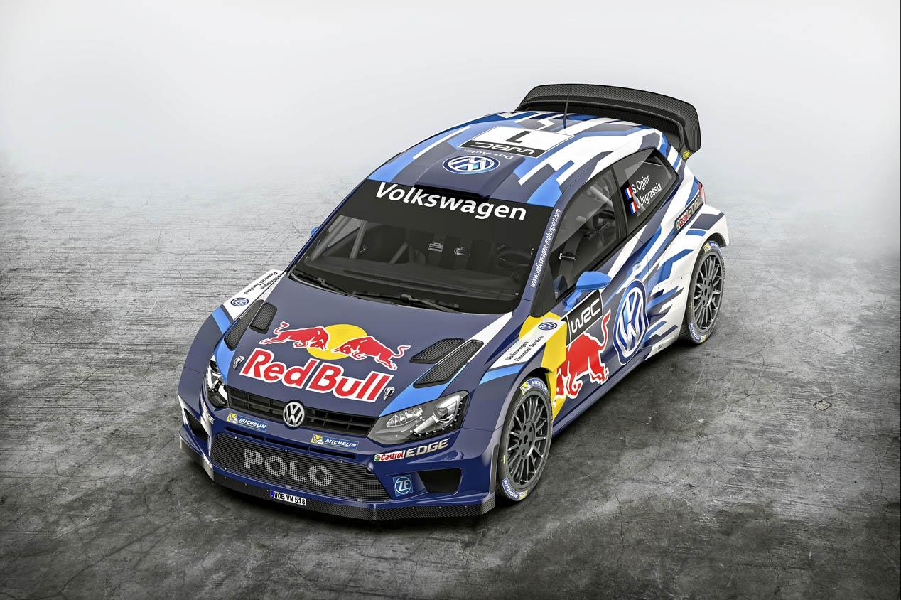 Volkswagen Polo R WRC II