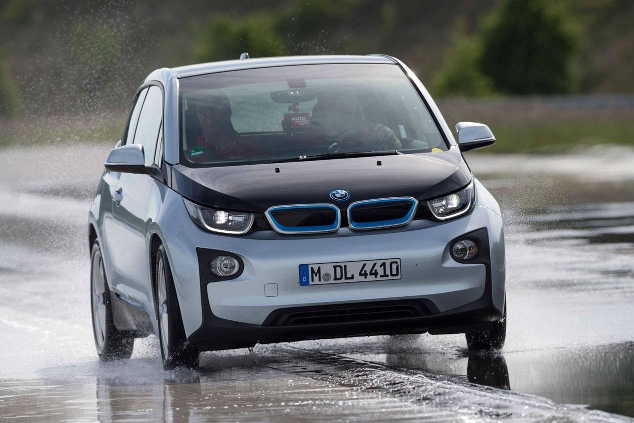 6 de los mejores coches eléctricos, al límite