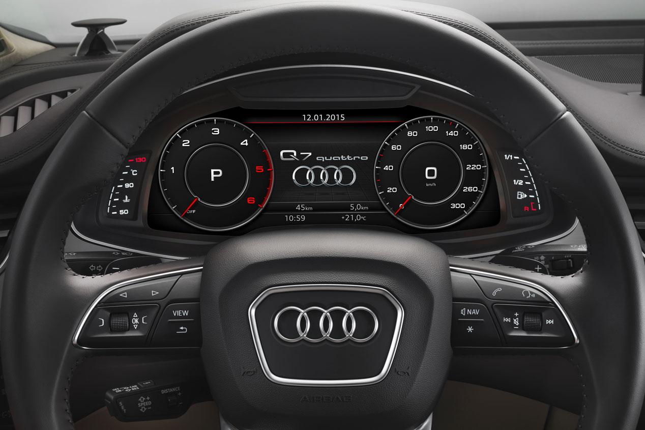 Sonido 3D para el nuevo Audi Q7