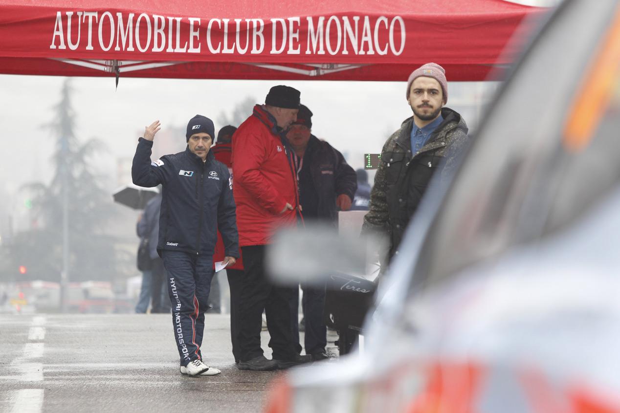 WRC Rallye de Montecarlo - Previo