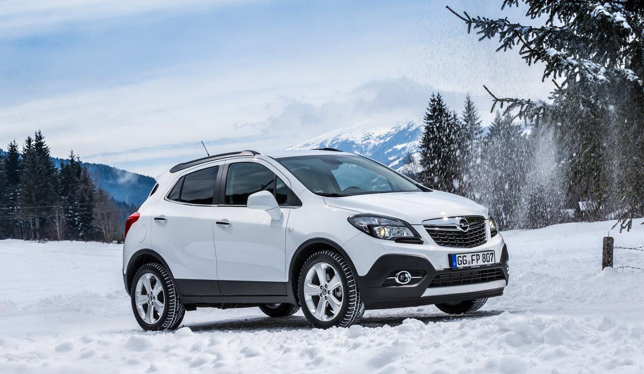 Opel Mokka 1.6 CDTI 136 CV e Insigna 2.0 CDTI 170 CV