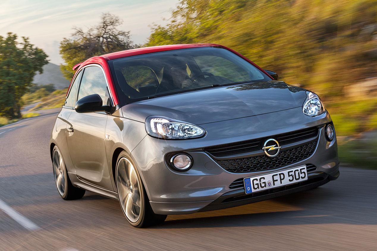 Opel Adam S, pequeño deportivo