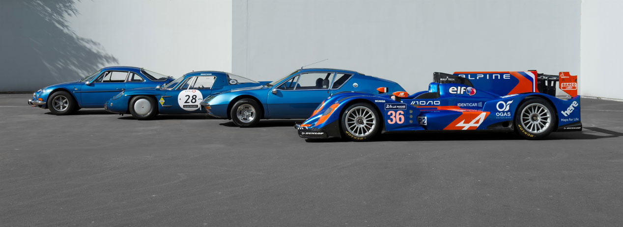 Alpine Vision Gran Turismo, la nueva perla del GT6