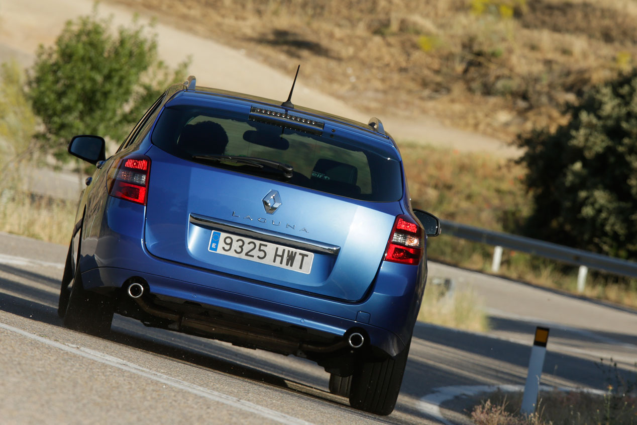 Prueba: Renault Laguna Grand Tour 2.0 dCi 4Control