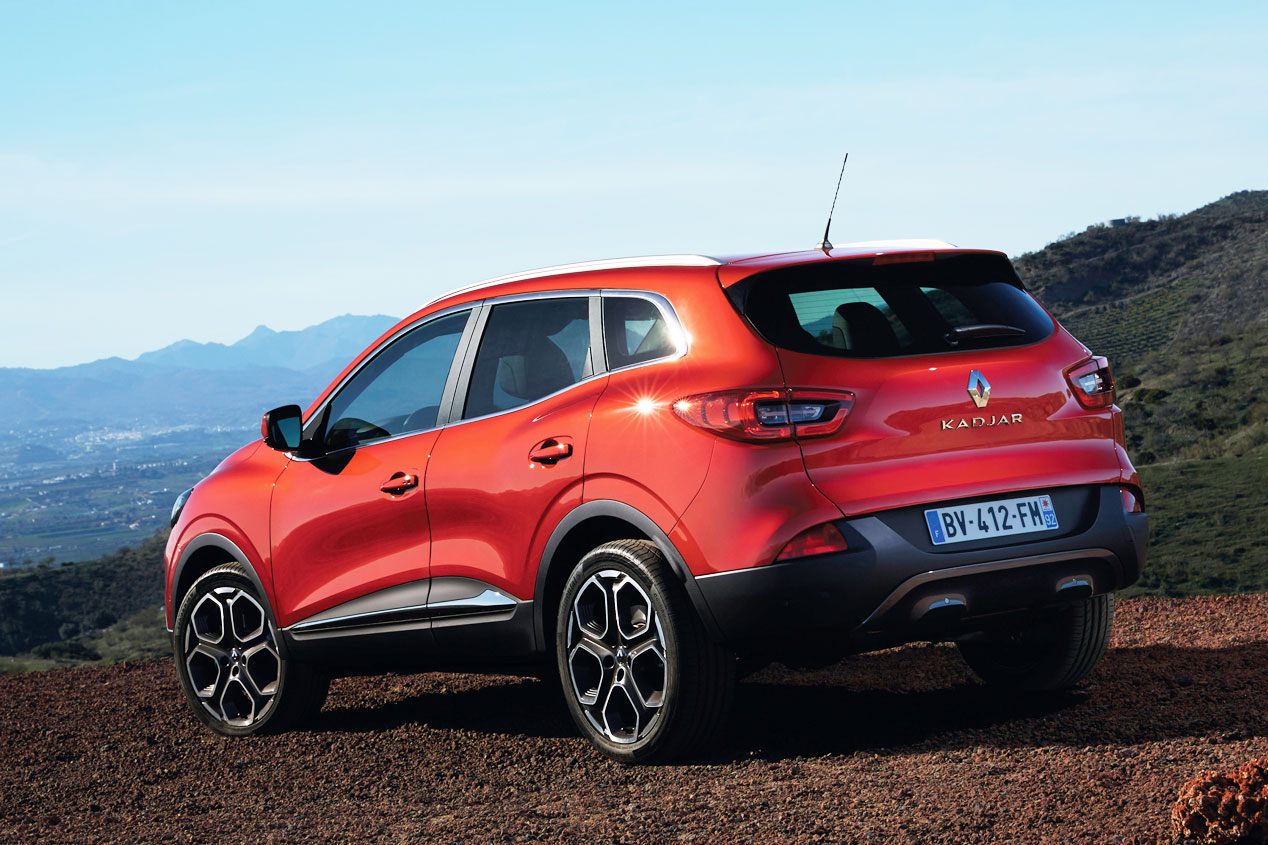 Renault Kadjar, el Qashqai galo