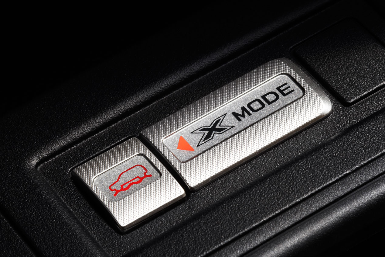 Contacto: Subaru Forester 2015, más y mejor