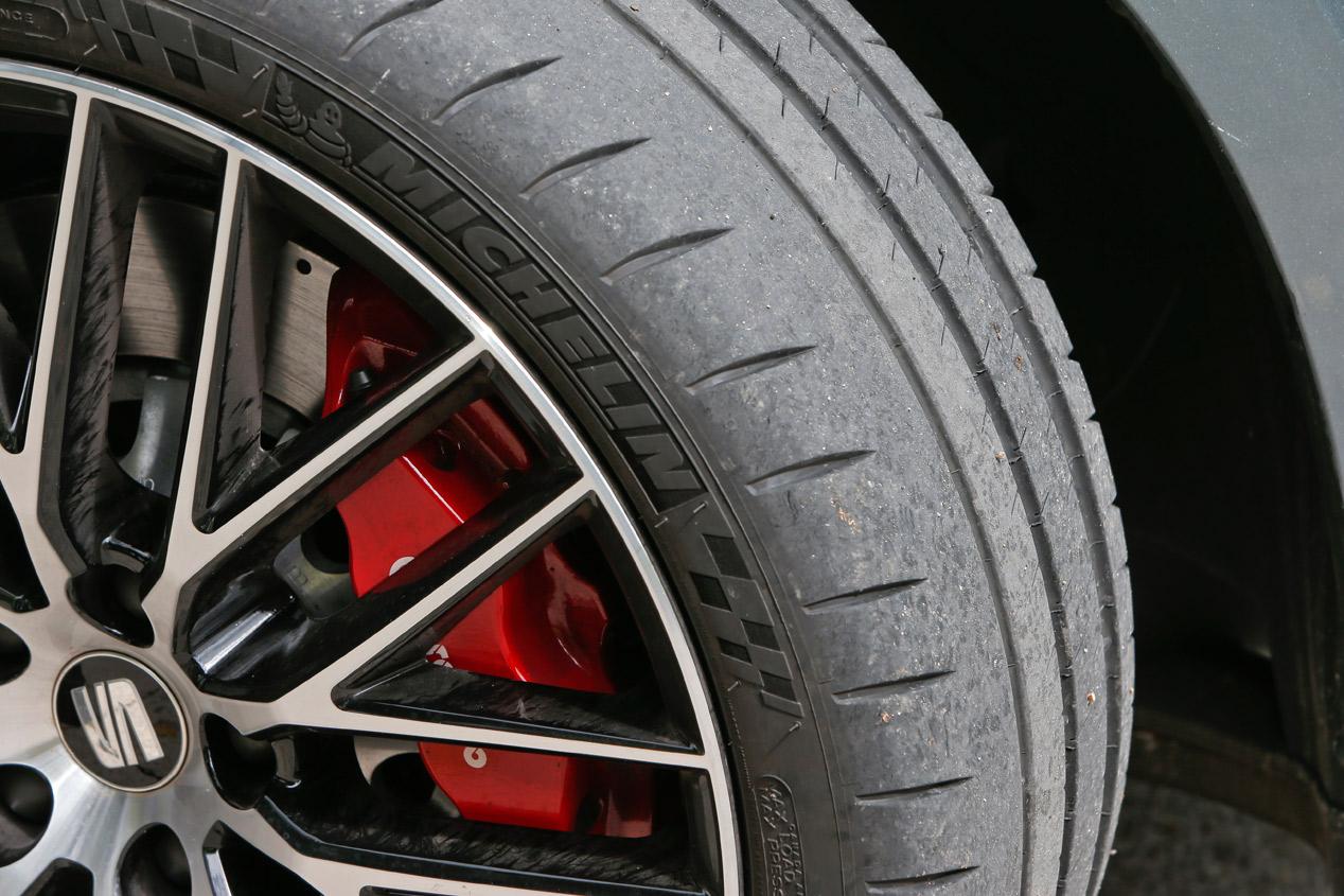 Prueba Seat León SC Cupra Pack Performance