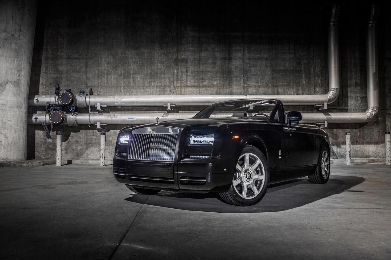 Rolls-Royce Phantom Drophead Coupé Nighthawk