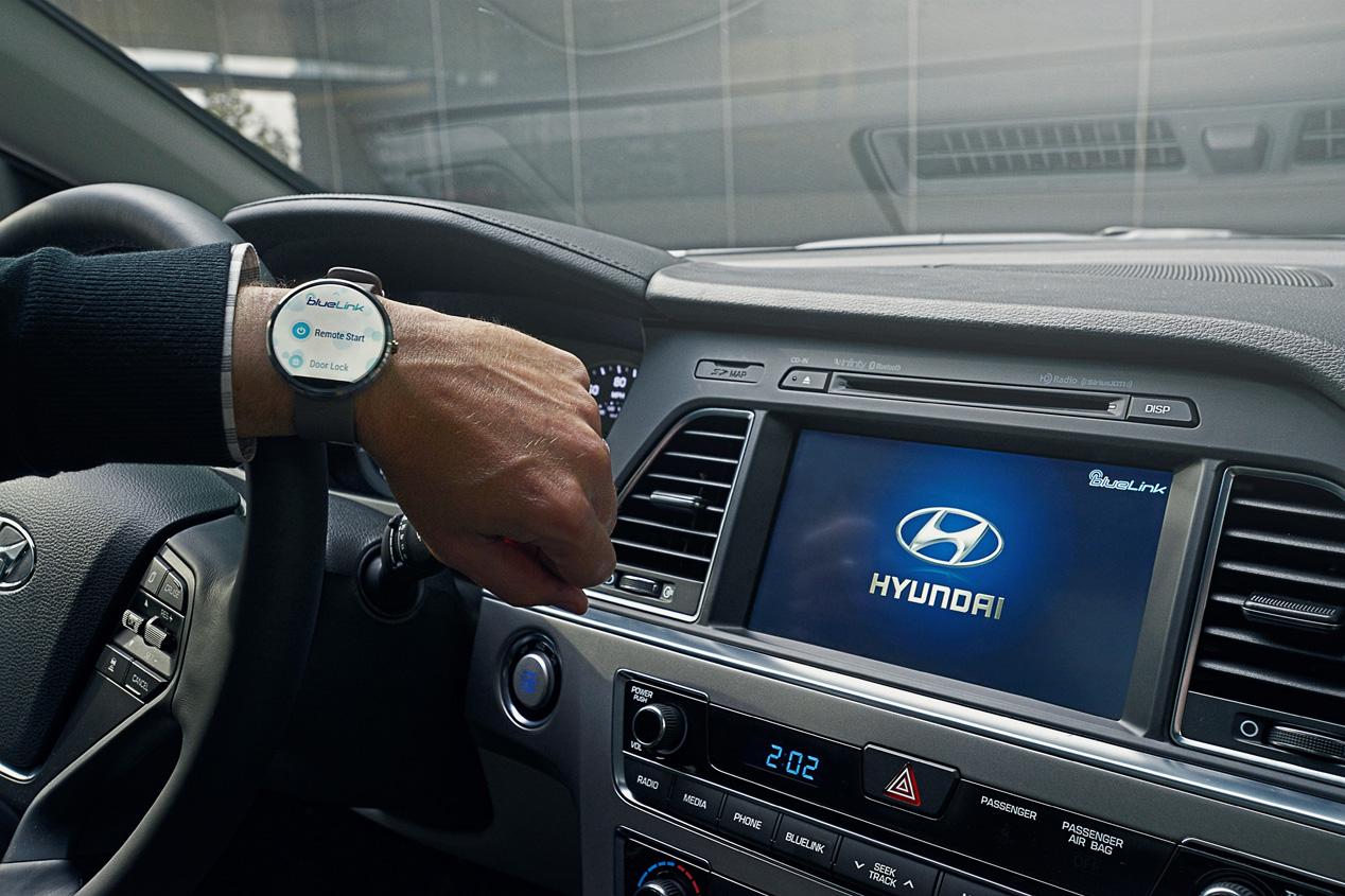Galer 237 A Reloj Inteligente Hyundai Smartwatch 44253