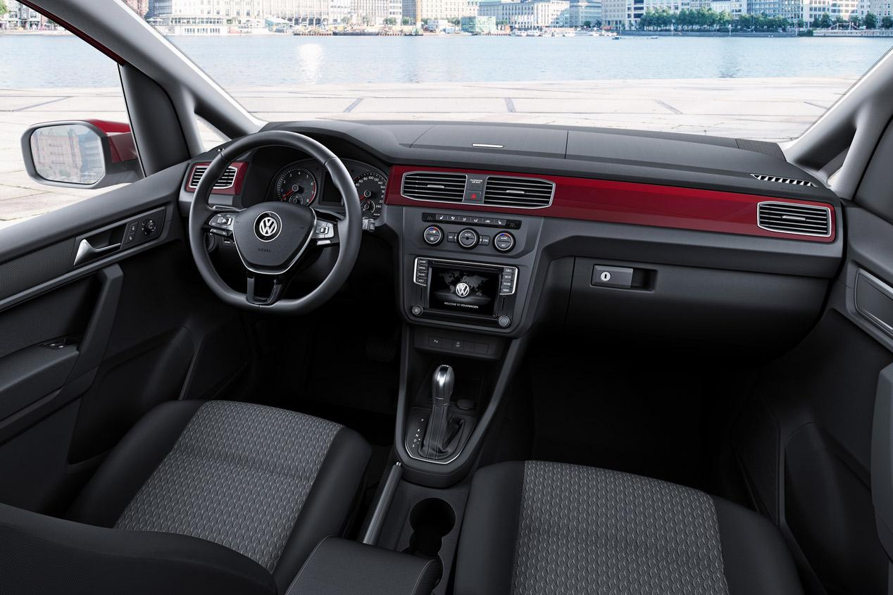 Volkswagen Caddy cuarta generación