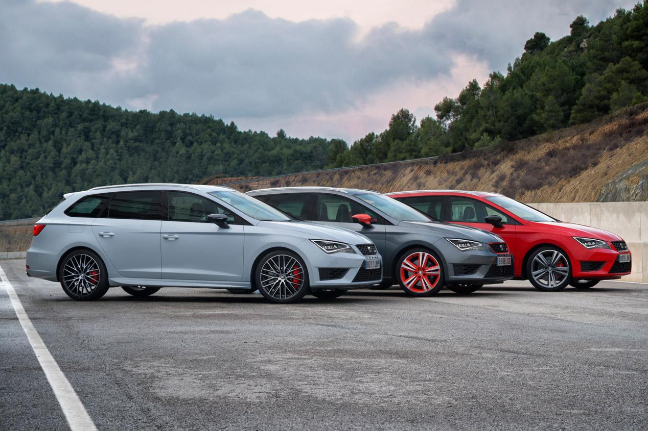 Contacto: Seat León ST Cupra, tres en uno