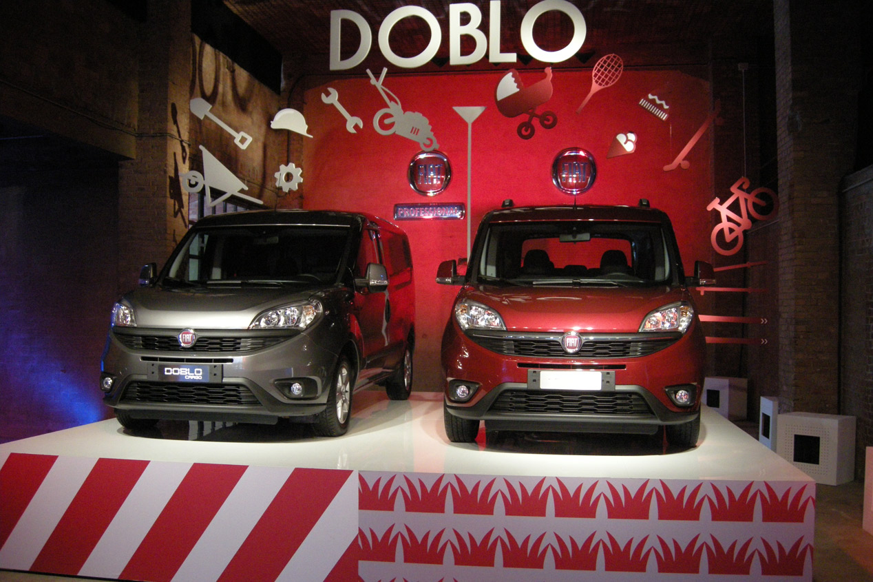 Prueba Fiat Dobló 2015