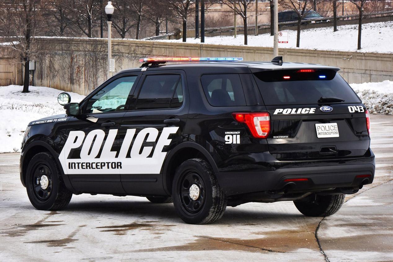 Ford Police Interceptor Utility 2016