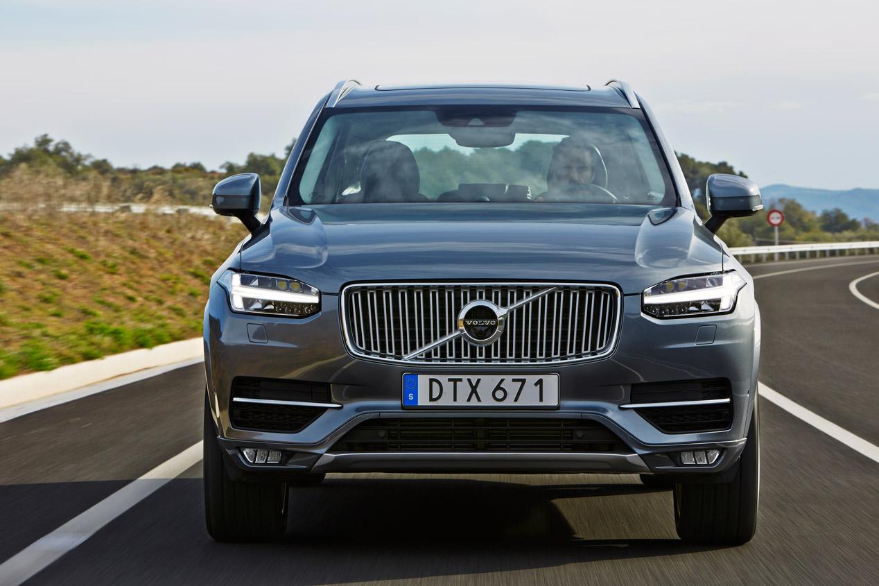 Prueba Volvo XC90 2015
