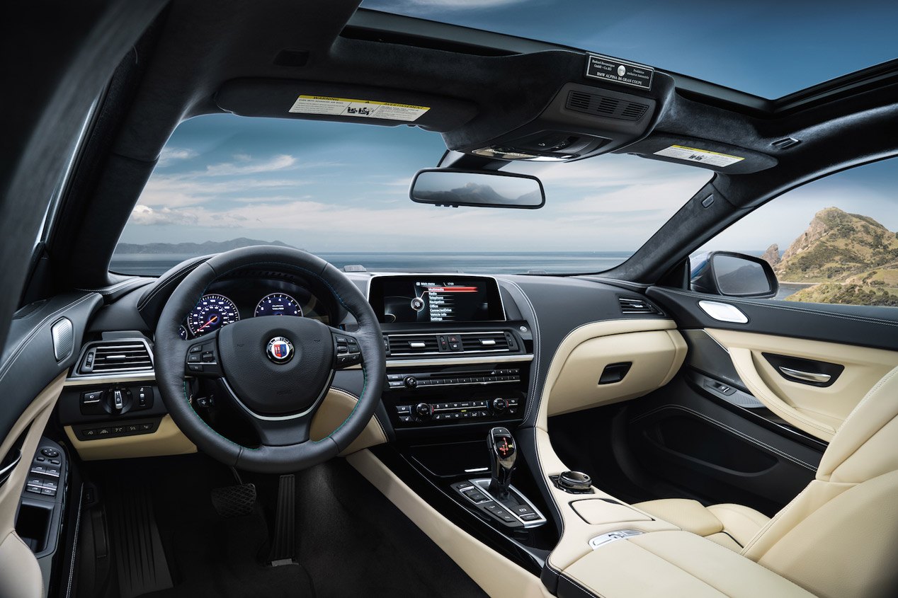 BMW Alpina B6 Gran Coupé xDrive 2016
