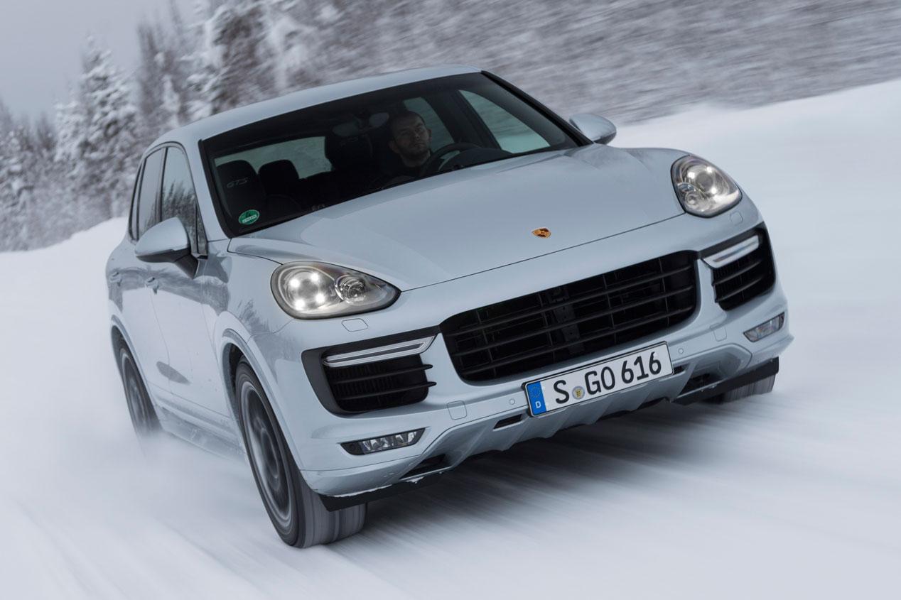 Contacto: Porsche Cayenne GTS, deportivo se escribe con GTS