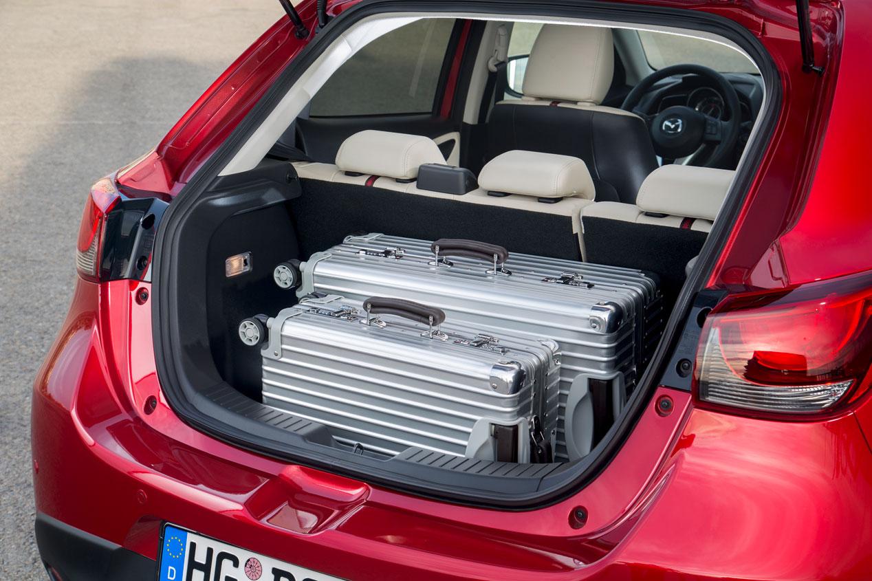 Contacto: Mazda 2, irresistible