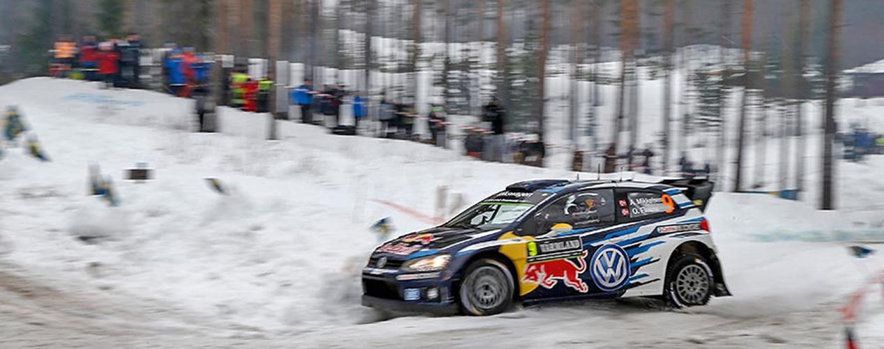 Rallye de Suecia 2015: viernes y sábado
