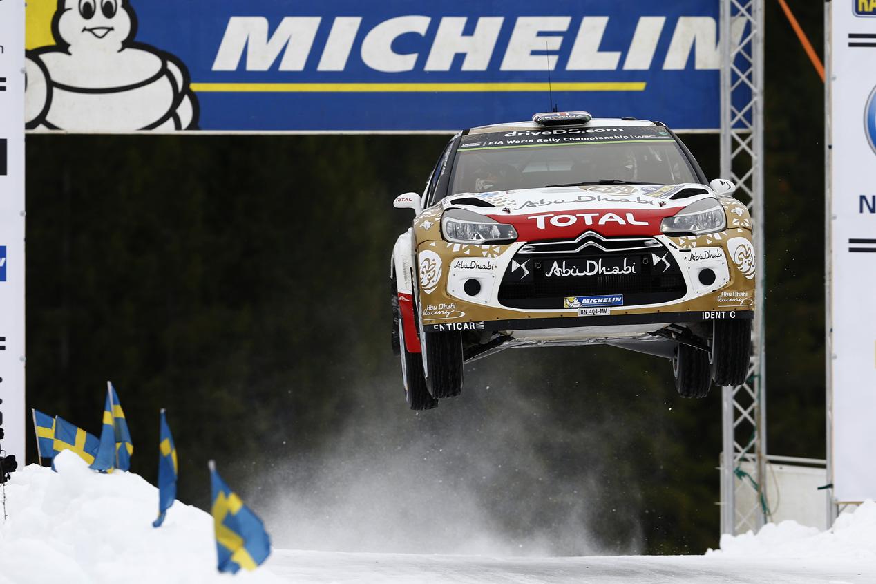 Rallye de Suecia 2015: domingo