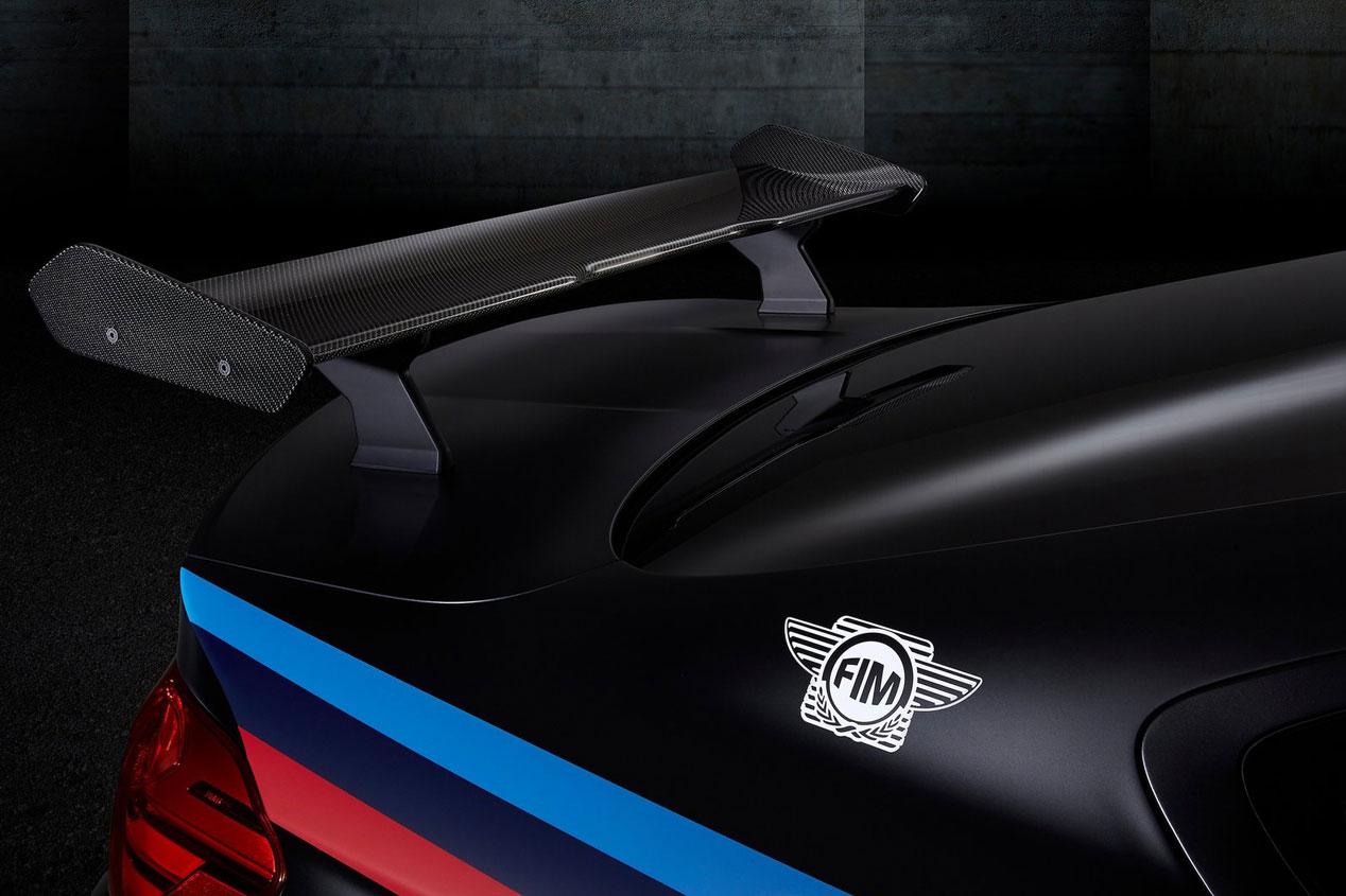 BMW M4 motor inyección de agua