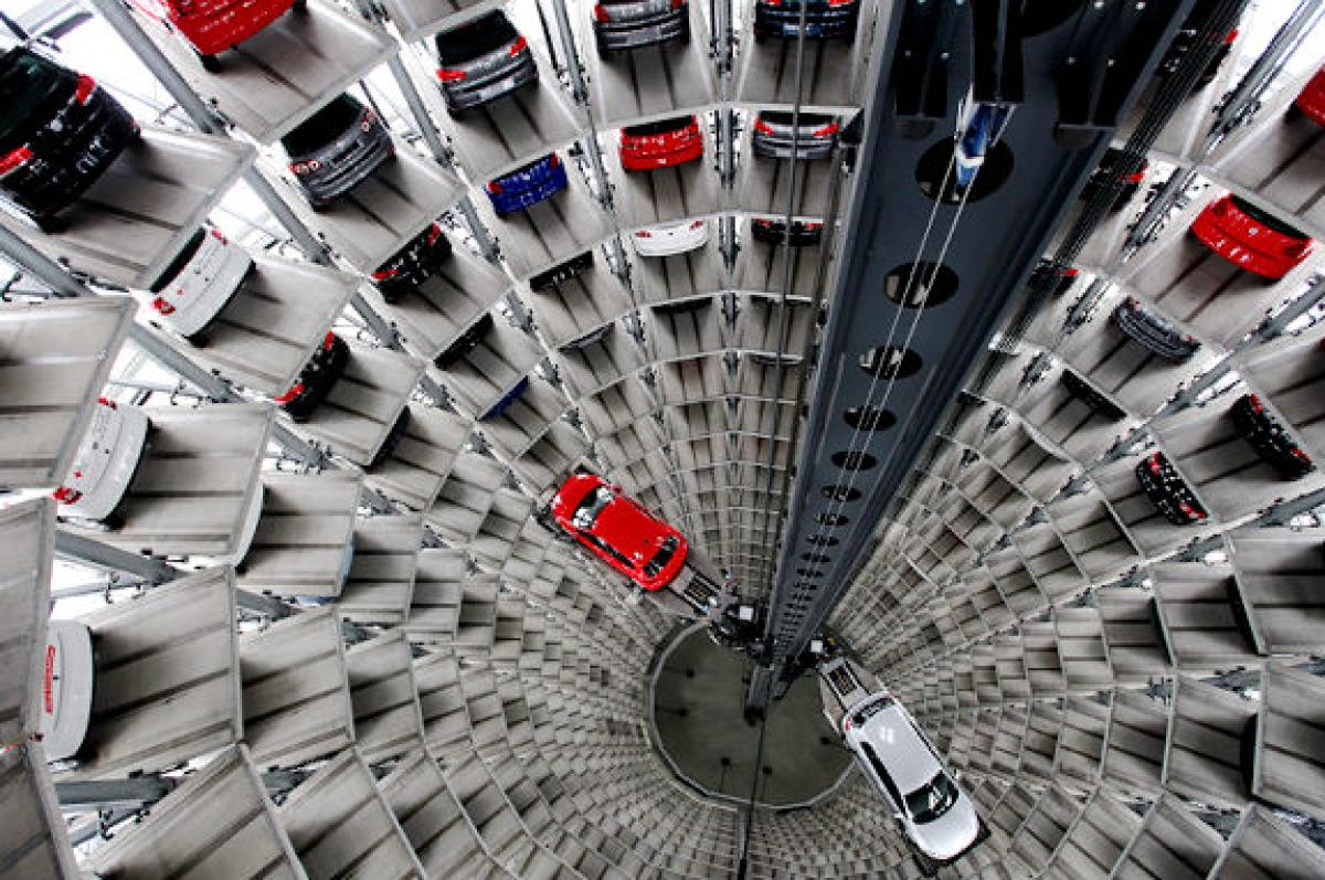 ¿Cuáles son las tres mayores fábricas de coches del mundo?