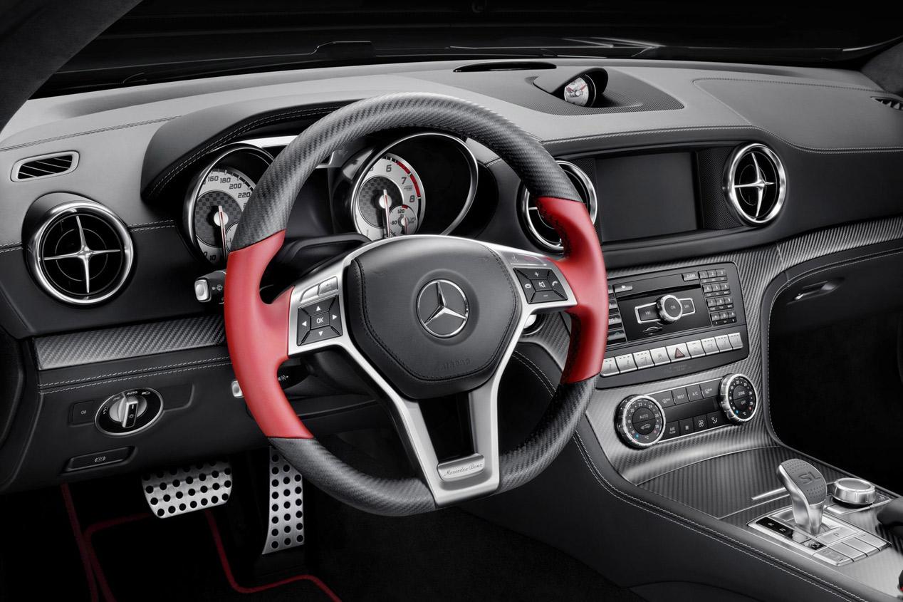 Mercedes SL Mille Miglia 417 Edition