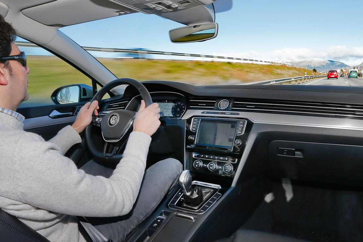 Prueba: Volkswagen Passat Variant 2.0 TDI BMT 150 DSG Sport, el familiar perfecto