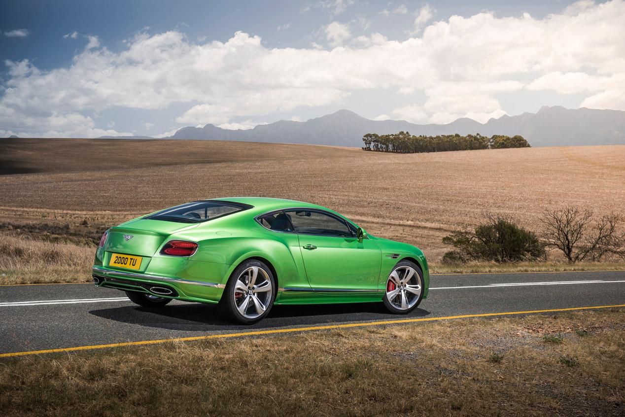 La familia Bentley Continental GT se renueva