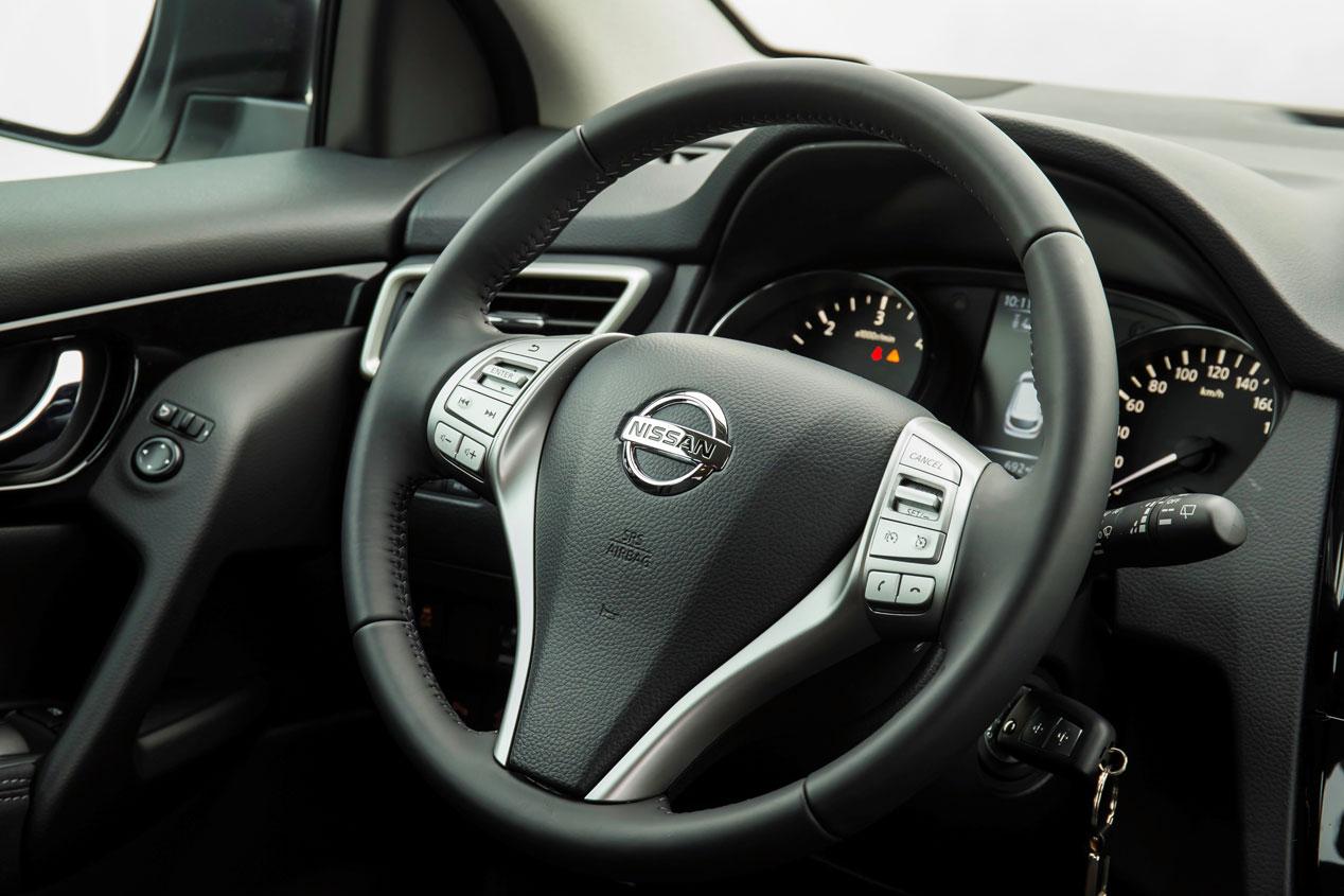 Contacto: Nissan Qashqai 1.6 DIG-T de 163 CV, el más potente