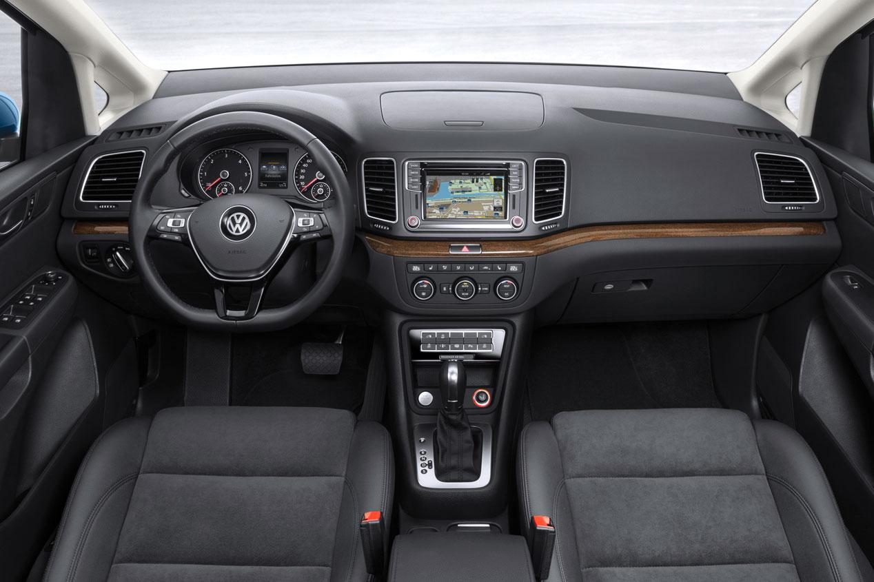 Nuevo Volkswagen Sharan, el monovolumen tecnológico